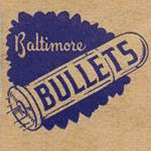 Baltimore Bullets logo from 1948-
