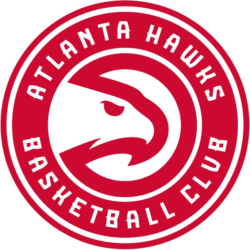 Atlanta Hawks logo from 2016-