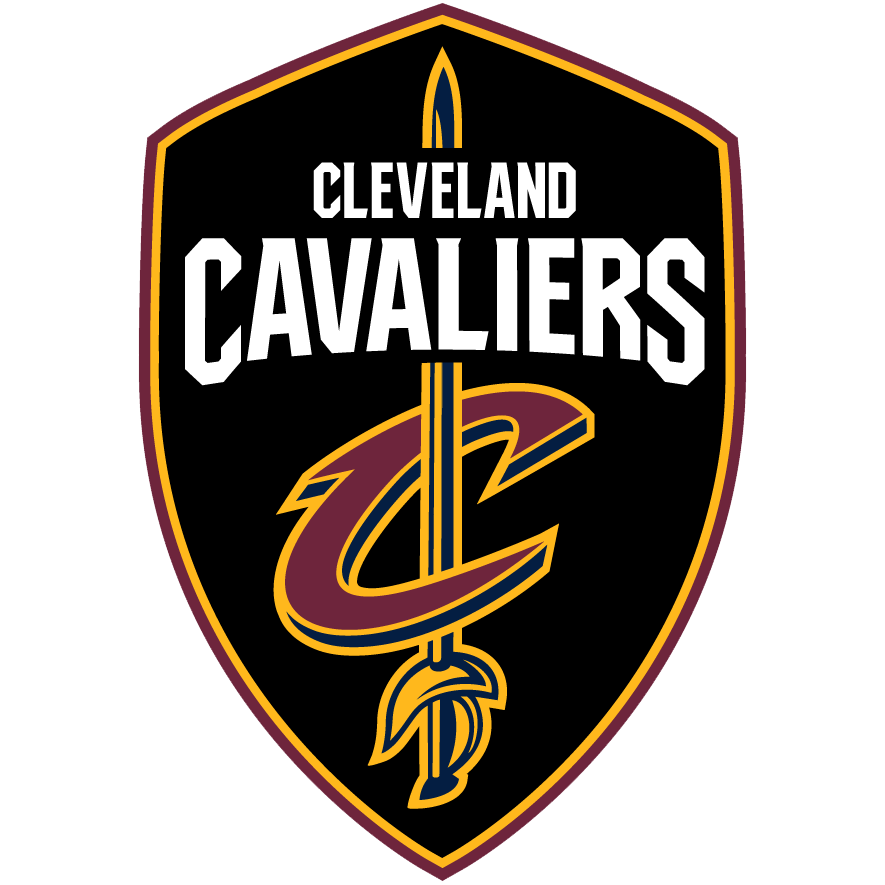Cleveland Cavaliers logo from 2018-