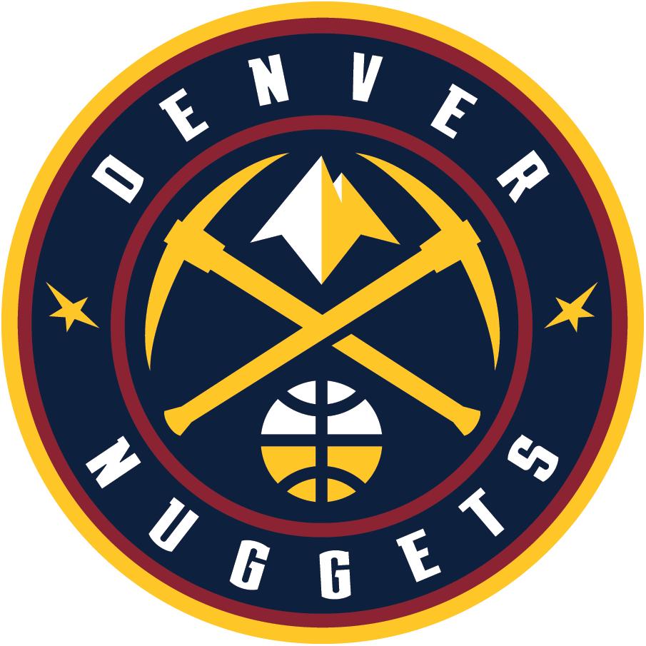 Denver Nuggets logo from 2019-