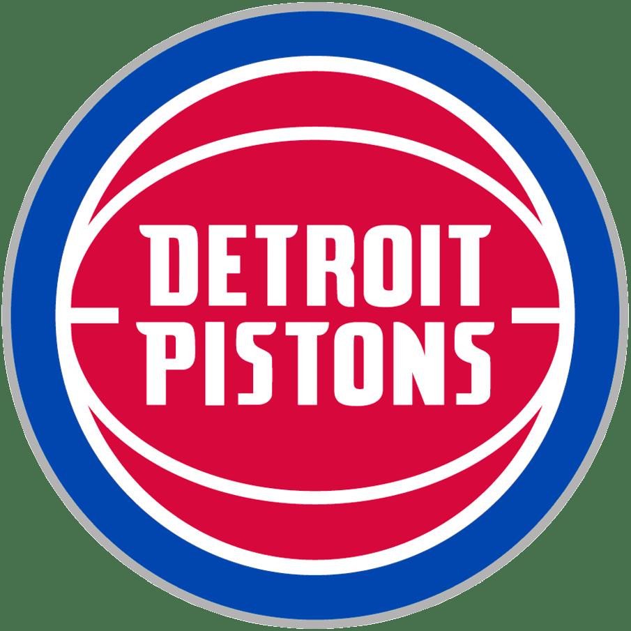 Detroit Pistons logo from 2018-