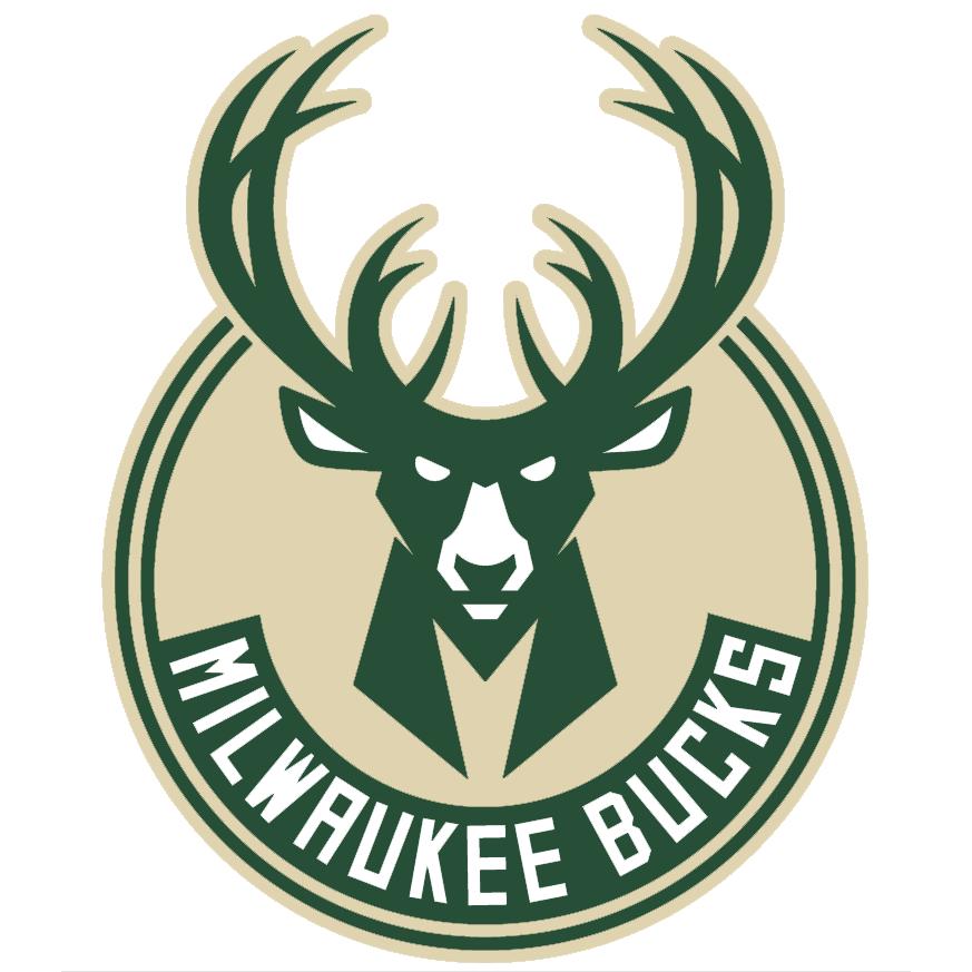Milwaukee Bucks logo from 2016-
