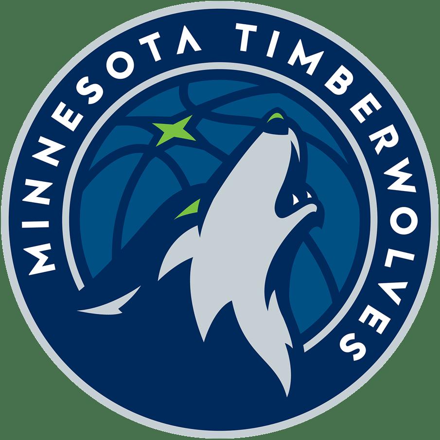 Minnesota Timberwolves logo from 2018-