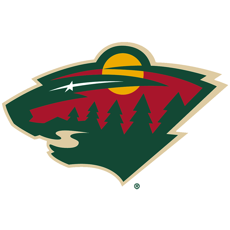Minnesota Wild logo from 2014-