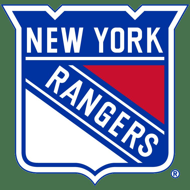 New York Rangers logo from 2000-