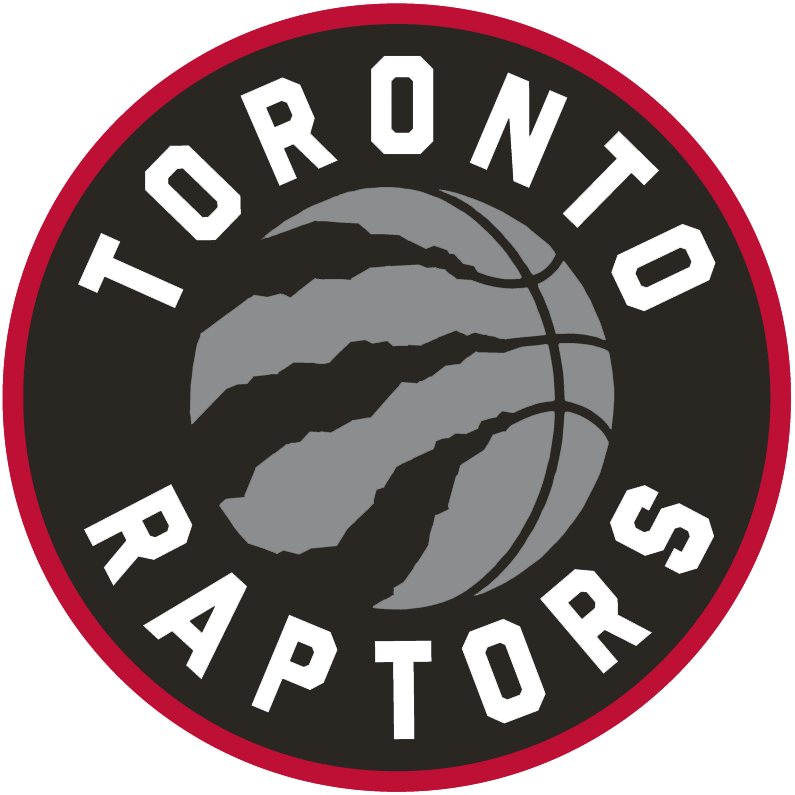 Toronto Raptors logo from 2016-2020