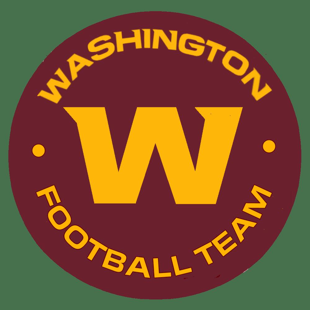 Washington Football Team logo from 2020-