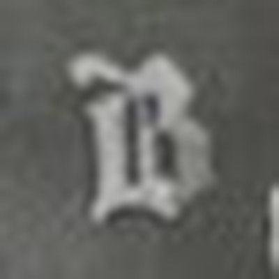 Louisville Colonels logo from 1899-