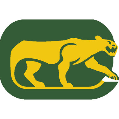Chicago Cougars logo from 1973-1975