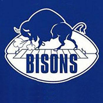Buffalo Bills logo from 1946-