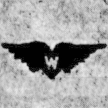 Montreal Westmount logo from 1905-1905