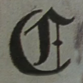 Cleveland Browns logo from 1924-1924