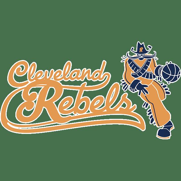 Cleveland Rebels logo from 1947-