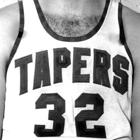 Philadelphia Tapers logo from 1962-1963