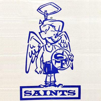 Oakland Oaks logo from 1962-1962