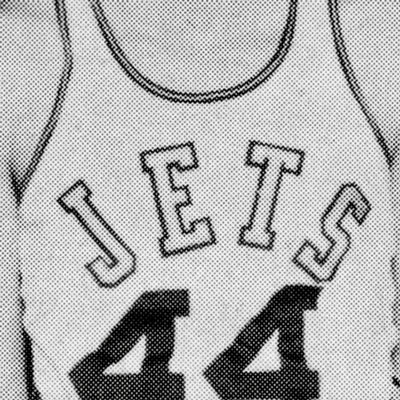 Los Angeles Jets logo from 1962-1962