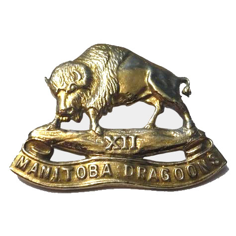 Winnipeg Dragoons logo from 1892-1894