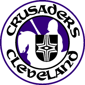 Cleveland Crusaders logo from 1973-1976