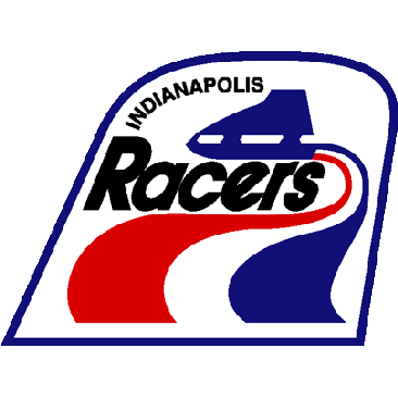 Indianapolis Racers logo from 1975-1979