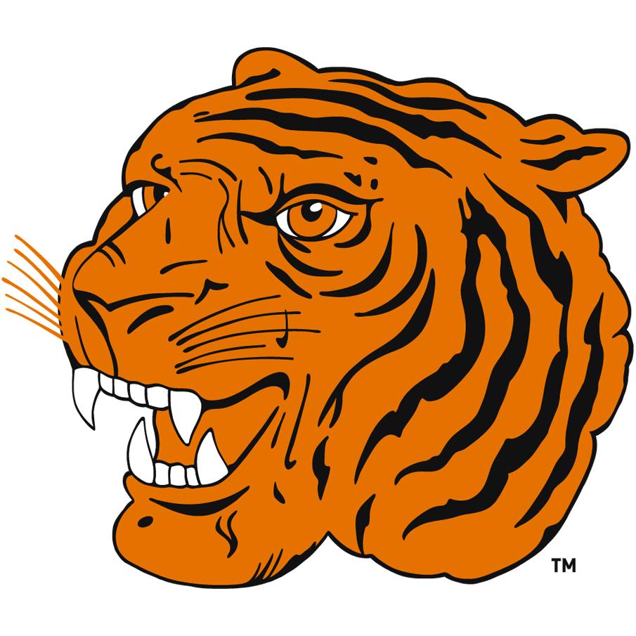 Hamilton Tigers logo from 1921-1921