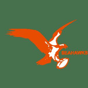 Miami Seahawks logo from 1946-