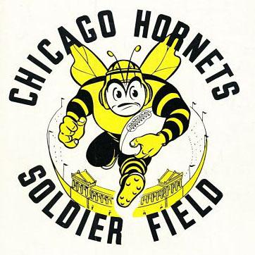 Chicago Hornets logo from 1949-