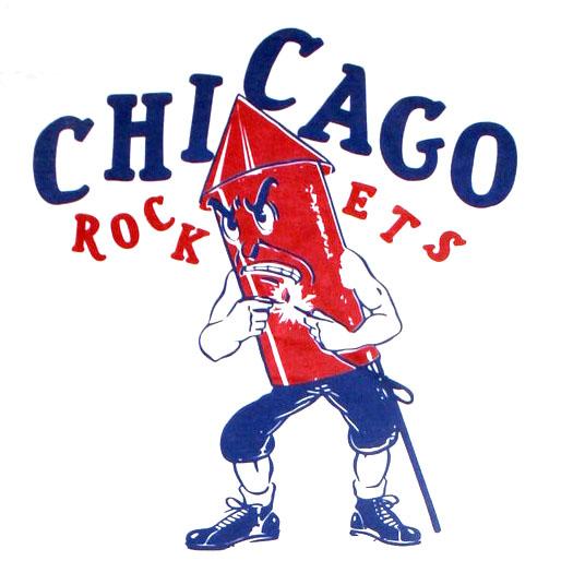 Chicago Hornets logo from 1946-1948