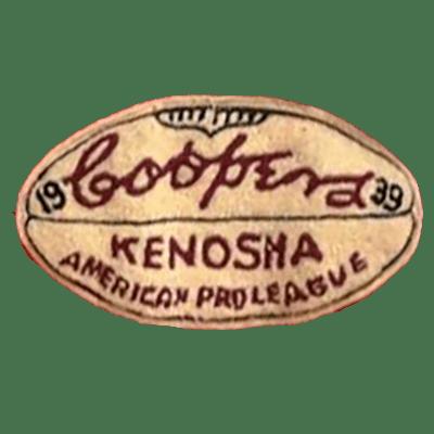 Kenosha Cardinals logo from 1938-