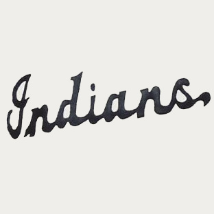 Brooklyn Indians logo from 1943-