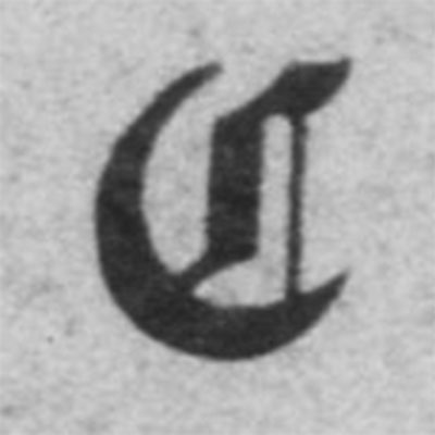 Cincinnati Red Stockings logo from 1867-