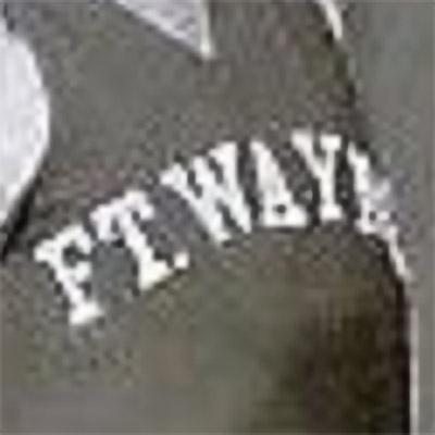 Fort Wayne Hoosiers logo from 1926-1927