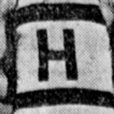 Haverhill (Mass.) logo from 1904-1905