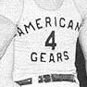 Chicago Gears logo from 1944-1947