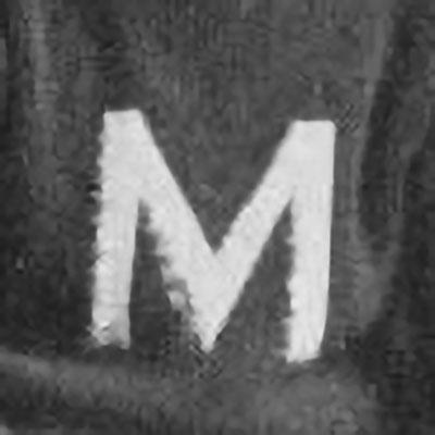 McGill Hockey Club logo from 1883-1890