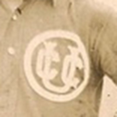 Chicago Unions logo from 1894-1917
