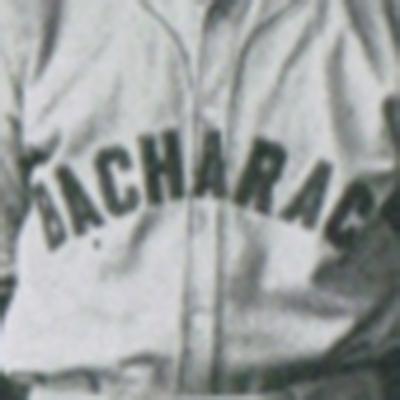 Philadelphia Bacharach Giants logo from 1932-1936
