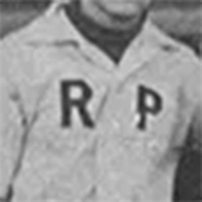 Riverton–Palmyra Athletic Club logo from 1906-1906