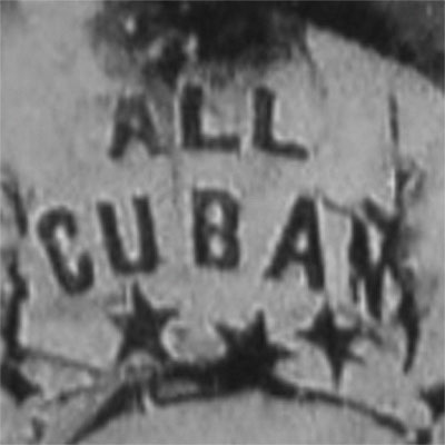 All Cubans logo from 1899-