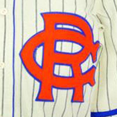 Brooklyn Royal Giants logo from 1927-1936