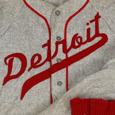 Detroit Stars logo from 1937-1937
