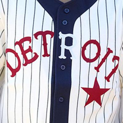 Detroit Stars logo from 1919-1931