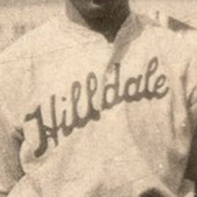 Hilldale Giants logo from 1916-1945