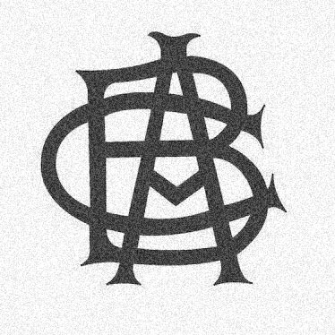 Indianapolis ABCs logo from 1907-1926