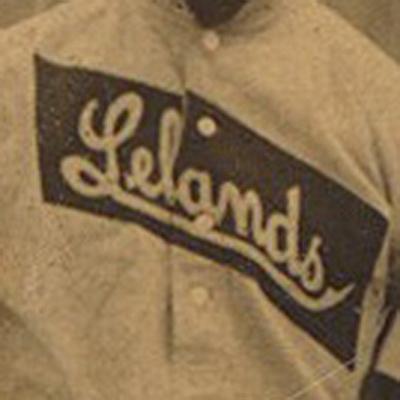 Chicago Leland Giants logo from 1905-1911