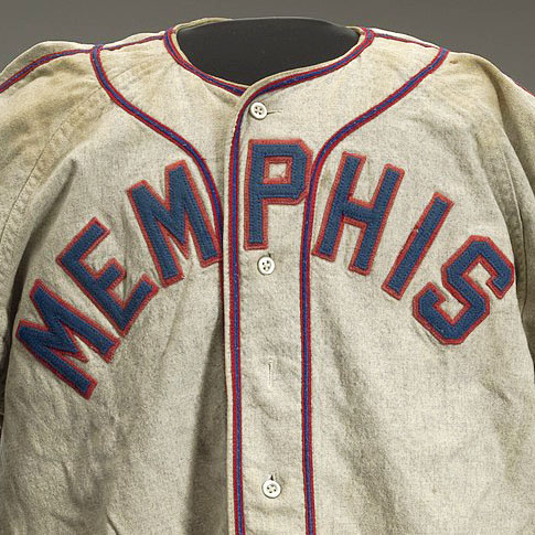 Memphis Red Sox logo from 1921-1948