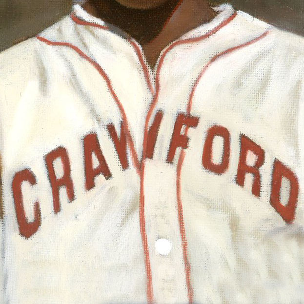 Pittsburgh Crawfords logo from 1931-1939