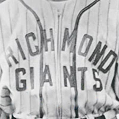 Richmond Giants logo from 1916-1922