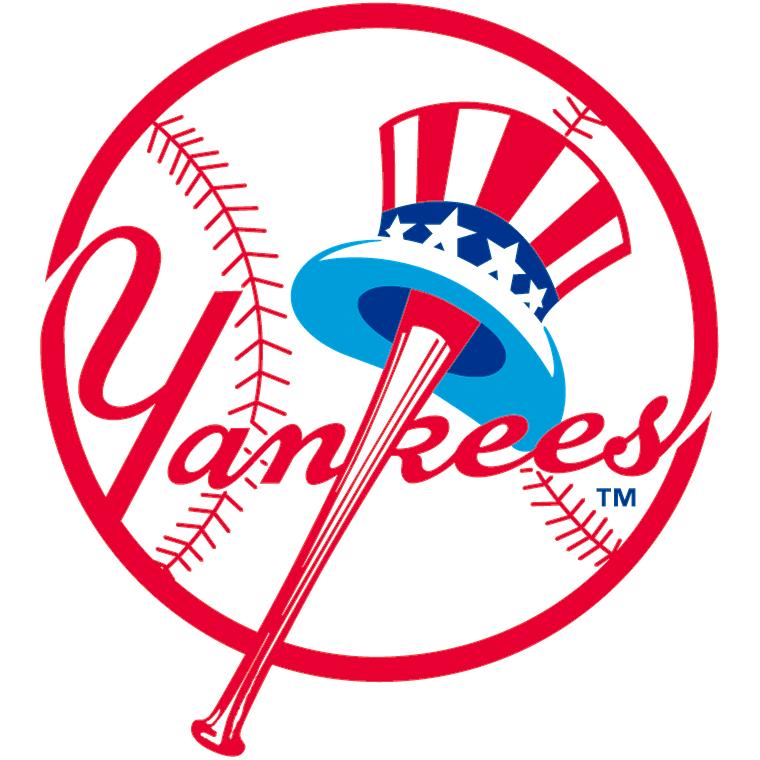 New York Yankees logo from 1947-1967