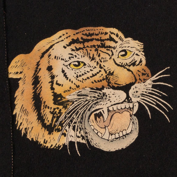 Chicago Tigers logo from 1920-1920