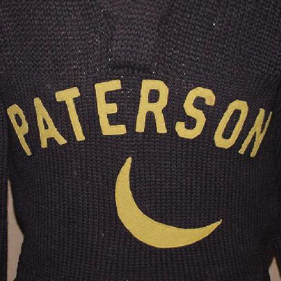 Paterson Crescents logo from 1945-